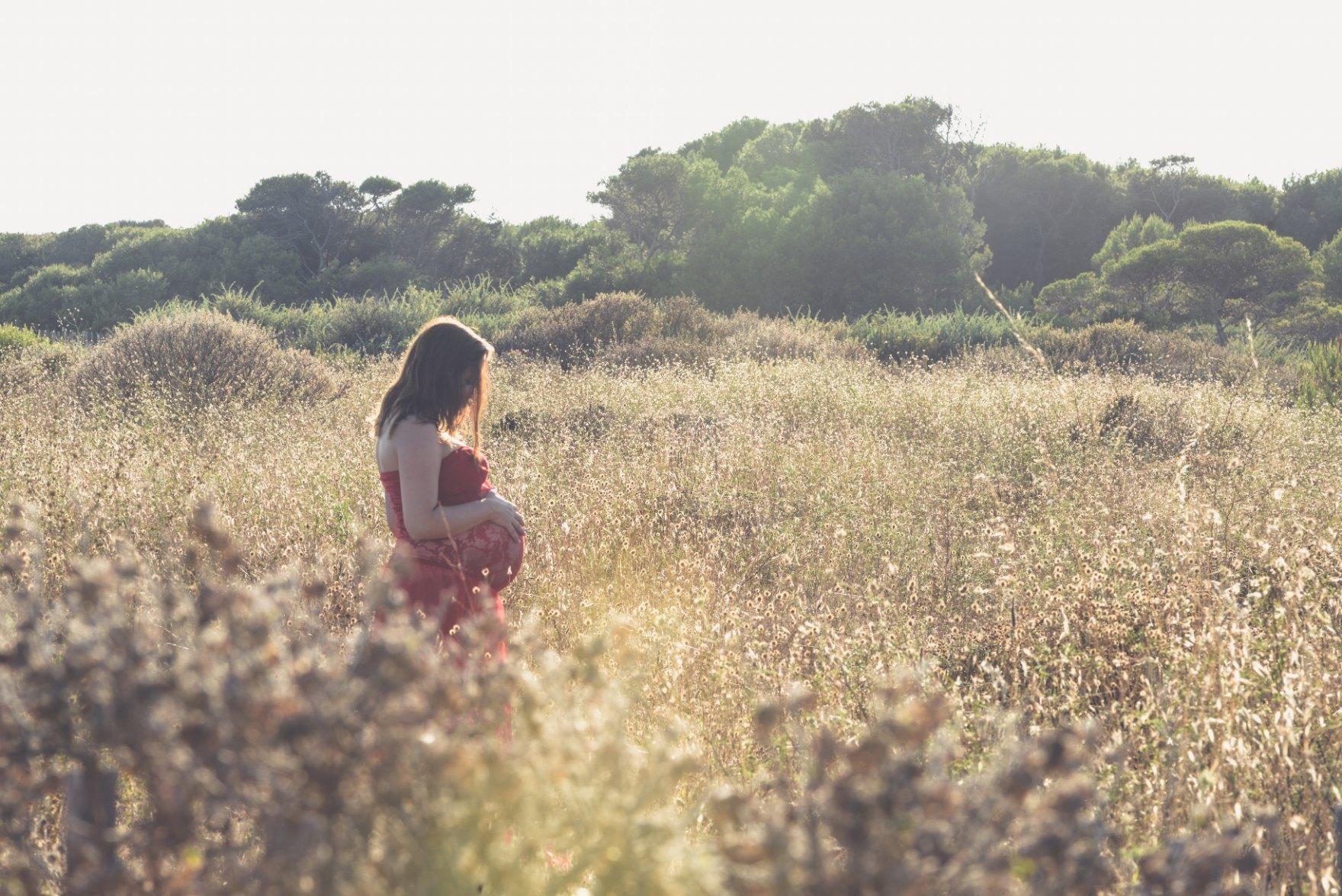 Photographe toulon femme enceinte